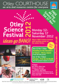 Otley Science Festival 2012
