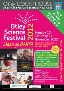 Otley Science Festival 2012