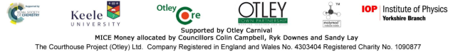Otley Science Festival sponsors